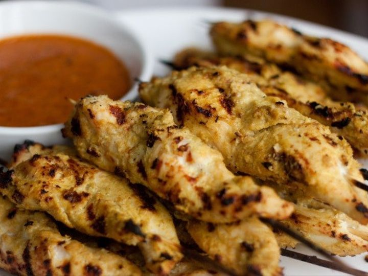 Tmx 1438669317129 Chicken Satay San Diego, CA wedding catering