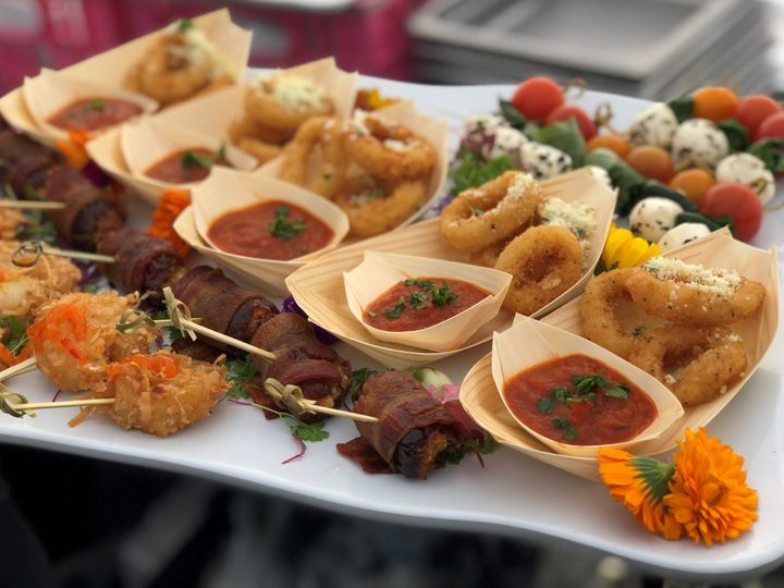Tmx Appetizer Combo Pic157 51 751291 159105376898854 San Diego, CA wedding catering