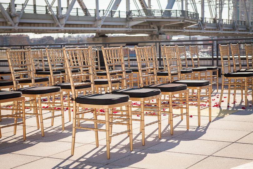 Gold Chiavari Chairs Rental Sacramento party rental rentals