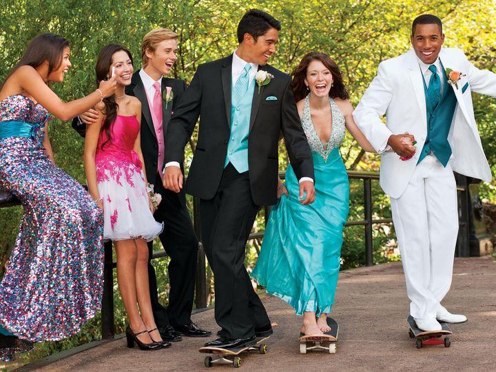 Tmx 1427559784787 Promgroup2 Warminster, Pennsylvania wedding dress