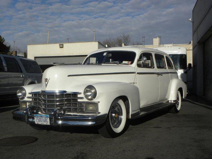 Tmx 1949 Caddy 51 303291 Brooklyn, NY wedding transportation