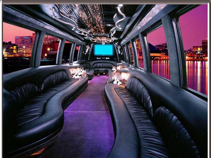 Tmx 28 Passenger Interior 51 303291 Brooklyn, NY wedding transportation