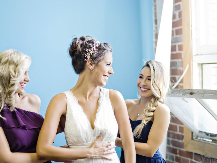 Tmx 1430780580710 Bride Getting Ready Pasadena wedding planner