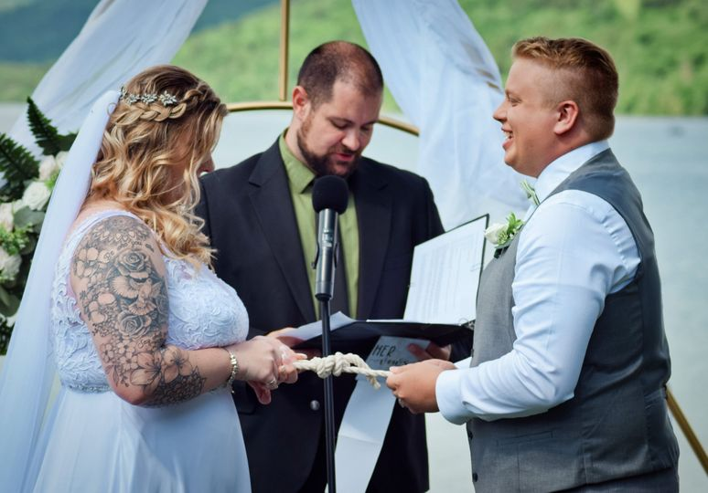 Laughter Along with Vows