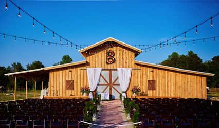 The Barn at Live Oak Ranch