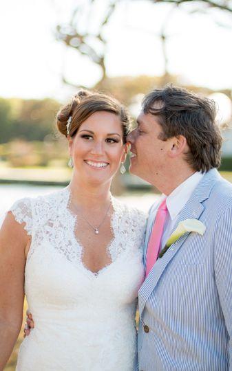Portrait of the newlyweds | Jennifer Porcaro Photography