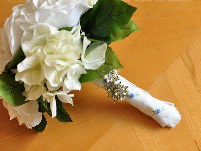 Tmx 1345765700306 HankieWrapFinal Mountain View, CA wedding favor