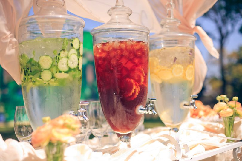 Iced beverages