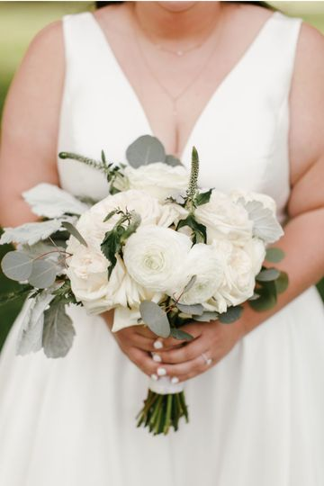 Simple and beautiful bouquet