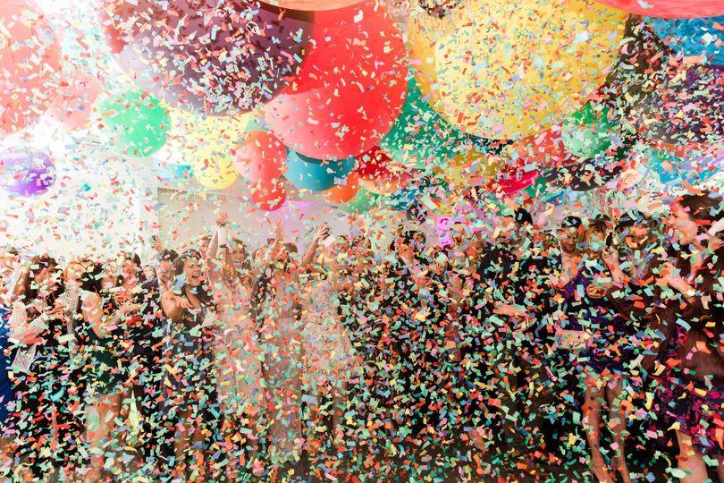 Confetti Blast!