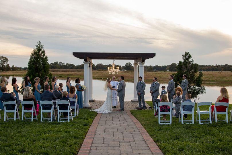 Champagne Manor Wedding