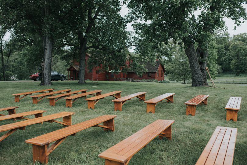 Wedding seats (Jessie Casey)