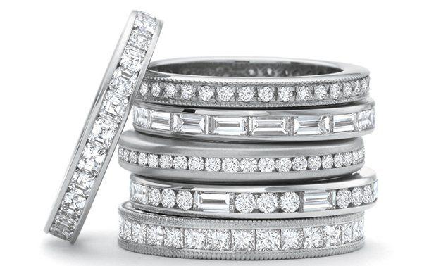 Tmx 1343087920131 Weddingbandstack Vienna wedding jewelry