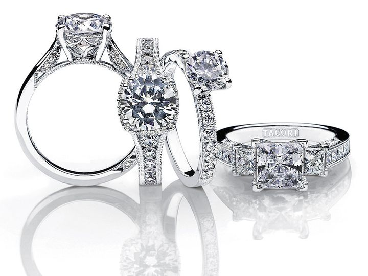 Tmx 1375214879490 Tacoriengagementringslo Vienna wedding jewelry
