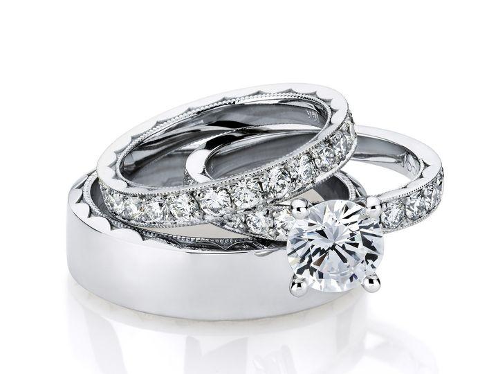 Tmx 1375215170219 Tacoricrescentweddingsetlo Vienna wedding jewelry