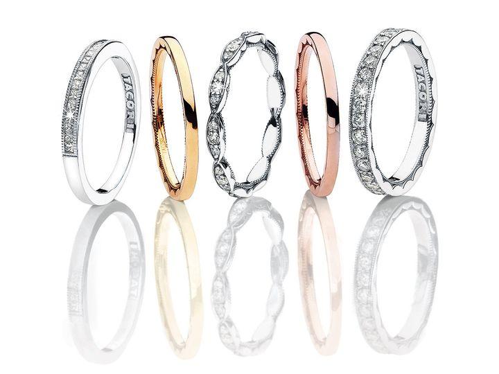 Tmx 1375215181900 Tacoriwomensweddingbandslo Vienna wedding jewelry