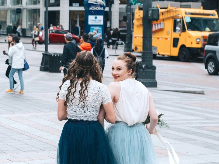 Tmx 1468203203557 Claire Soft Tulle Skirts In Navy And Baby Blue Brooklyn wedding dress