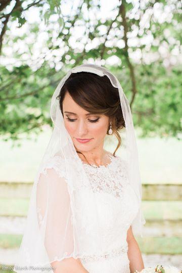 Bridal spray tan