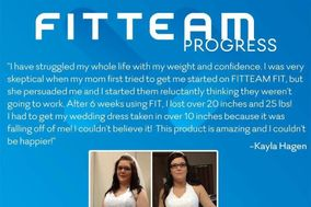 FITTEAM FIT Energy & Weight loss Beverage
