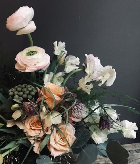 Posy Floral Wedding Collection