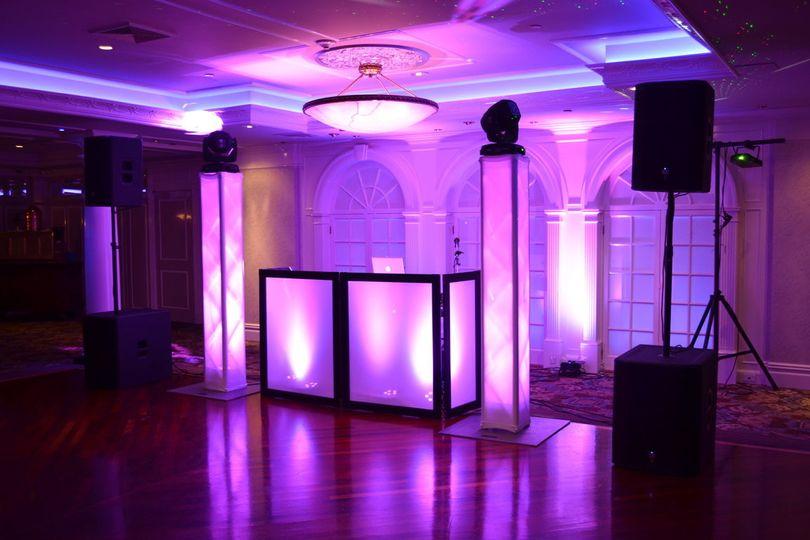 Trademark DJ Entertainment lightning