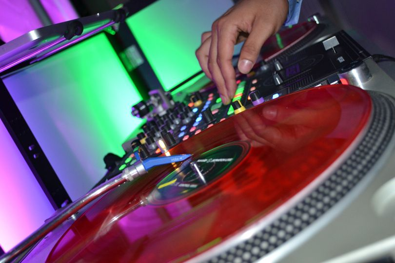 Trademark DJ Entertainment tiurntable
