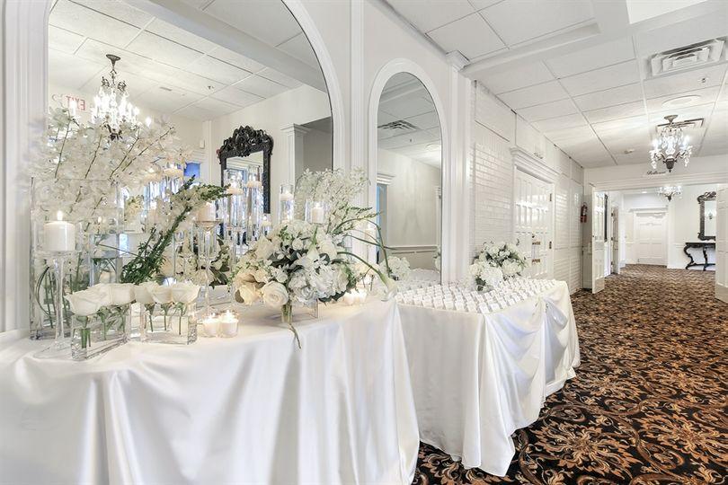 Alpine Banquets Foyer