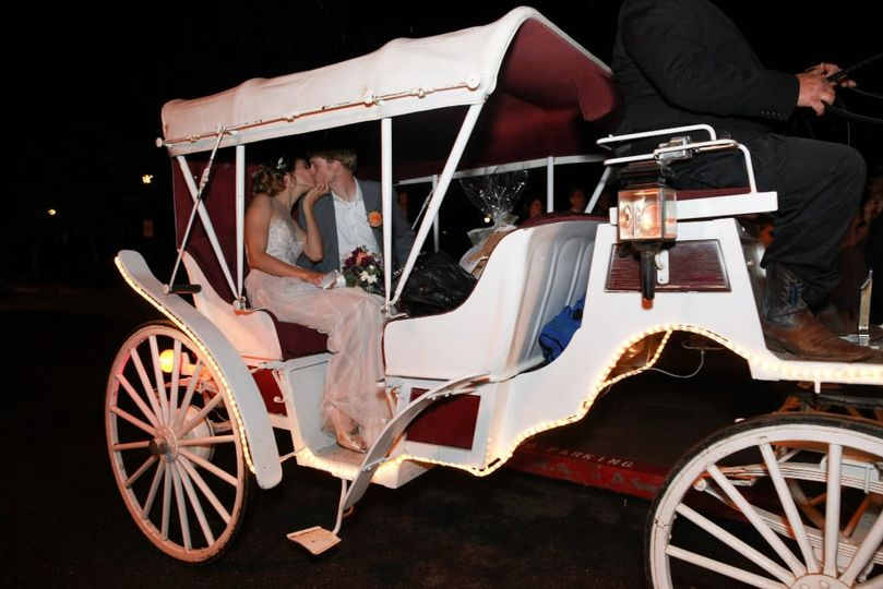Getaway carriage