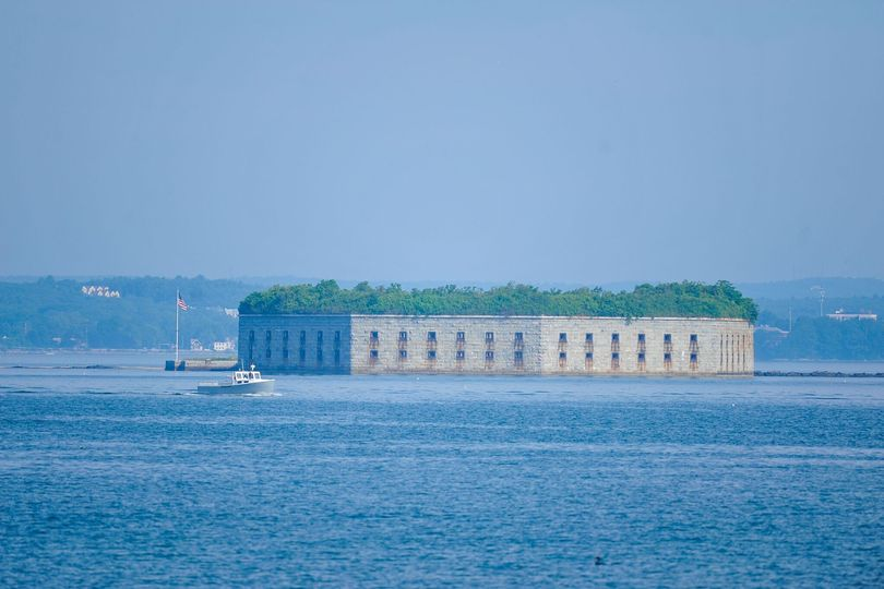 fort house island