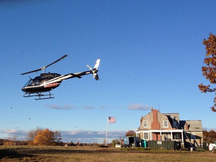 Tmx 1478189545452 Helicopter Landing House Island Portland, ME wedding venue