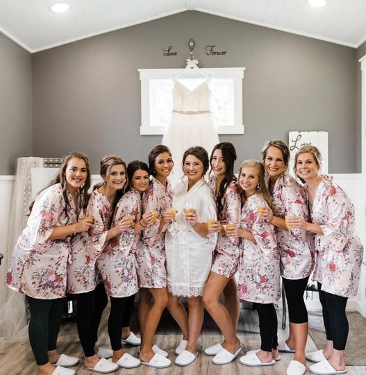 Girl time - bridal suite