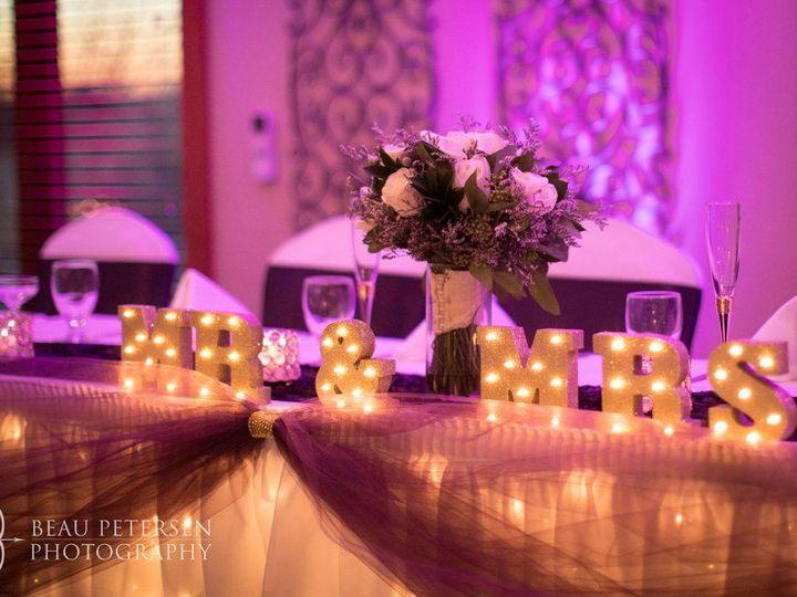 Tmx 1521908607 C2abf9166e6cce10 1521908606 Ed4e562c55cc5d90 1521908820796 7 1 13 18 Head Table River Falls, WI wedding venue