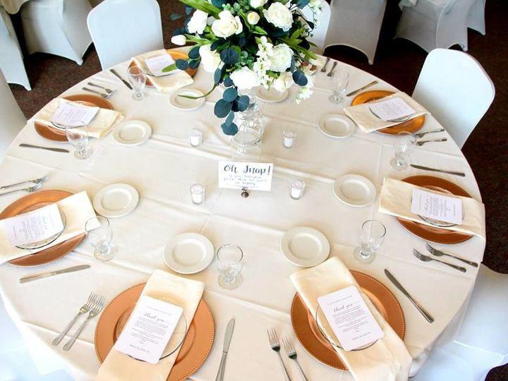 Tmx 1538418703 87c03594e3ac85b3 1538418702 39341e9ee11fa504 1538419018417 5 Table Settings River Falls, WI wedding venue