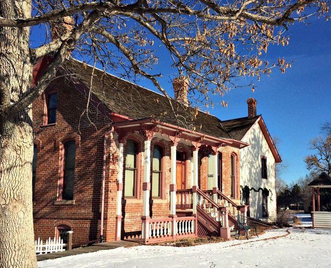 Four Mile Historic Park building