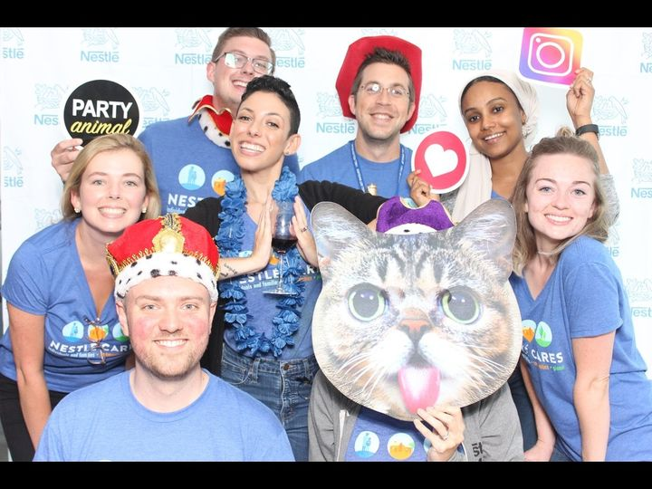 Nestle Cares Day Event