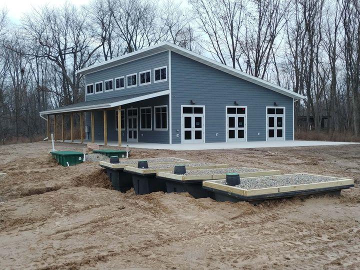 Construction Complete
