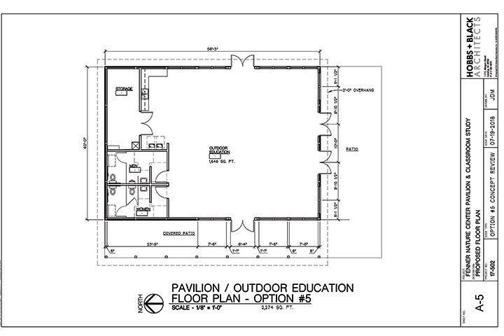 DNP floor plan