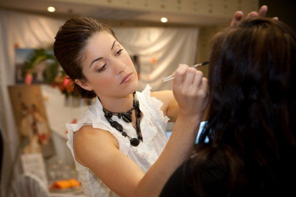 Blush and Bashful Makeup Artistry
