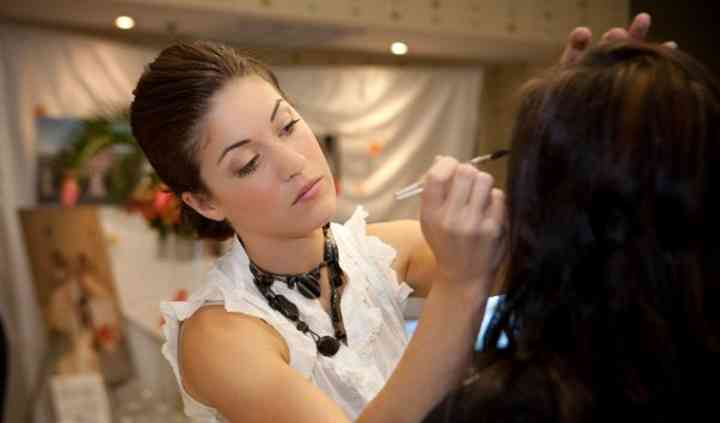 Blush and Bashful Makeup Artistry