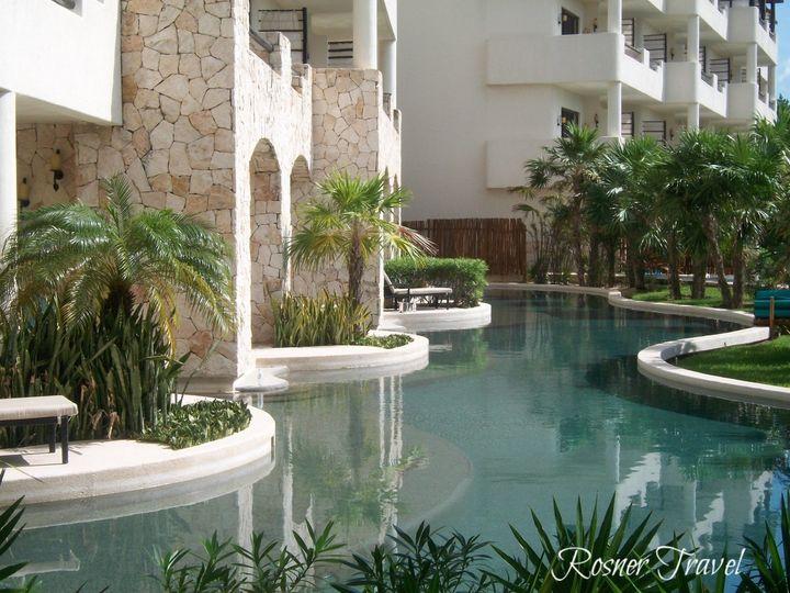 Secrets Maroma Swim-Out Suites, Riviera Maya/Cancun.  Perfect honeymoon suite!