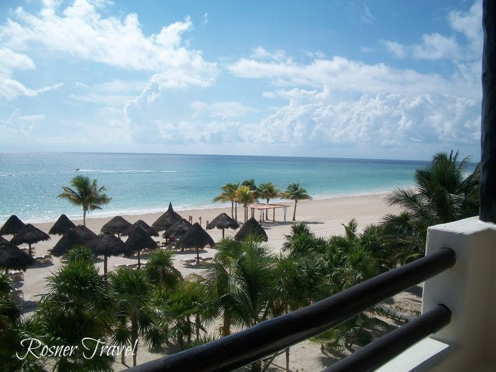 Secrets Maroma, Riviera Maya/Cancun.  One of the top beaches in the world!  Perfect for that...