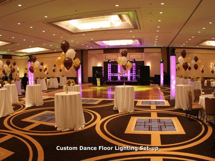 Tmx 1384768663280 Customlightin Snohomish wedding dj