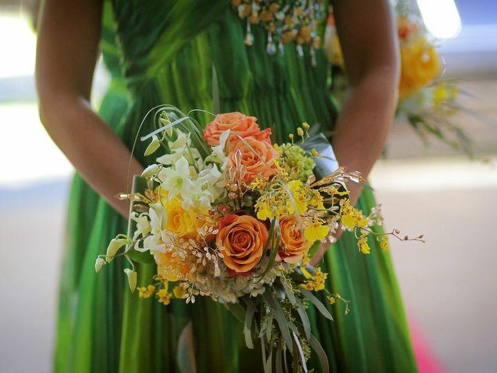 Tmx 1376420589936 Bridesmaidbouquet Leawood wedding dress