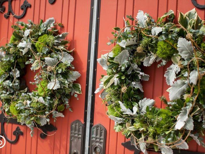 Tmx 1376420836786 Doorwreaths Leawood wedding dress