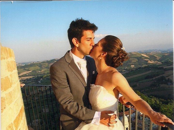 Tmx 1382648660513 Brookeanddaniel Leawood wedding dress