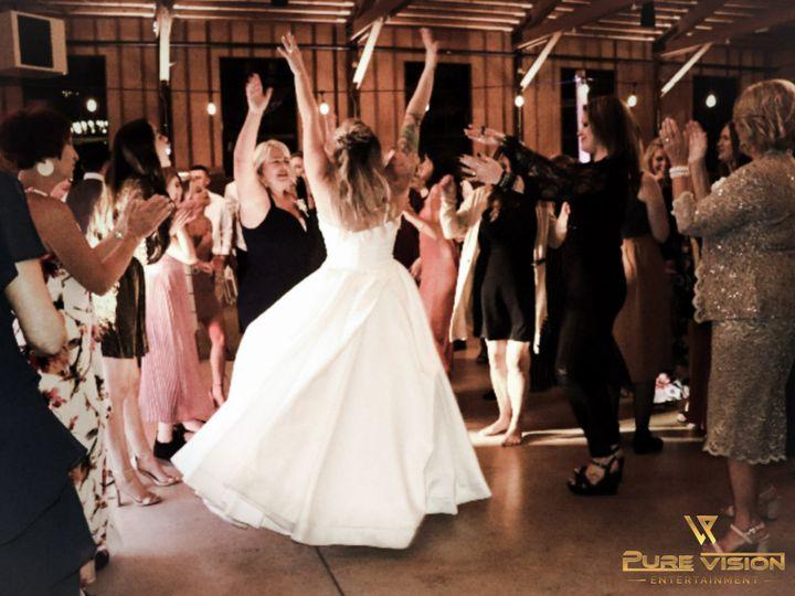 Tmx Ashley Bride Hands Up 51 1035391 157806461478805 Gresham, OR wedding dj