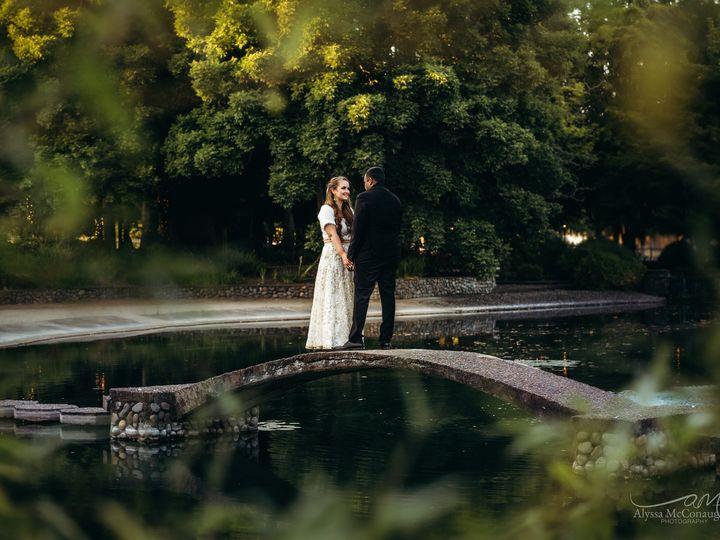 Tmx Couple On Water Bridge 51 1035391 160399009933701 Gresham, OR wedding dj