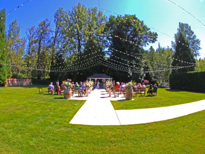 Tmx Creekside Roth Wedding Ceremony Gazebo 51 1035391 160399035296920 Gresham, OR wedding dj