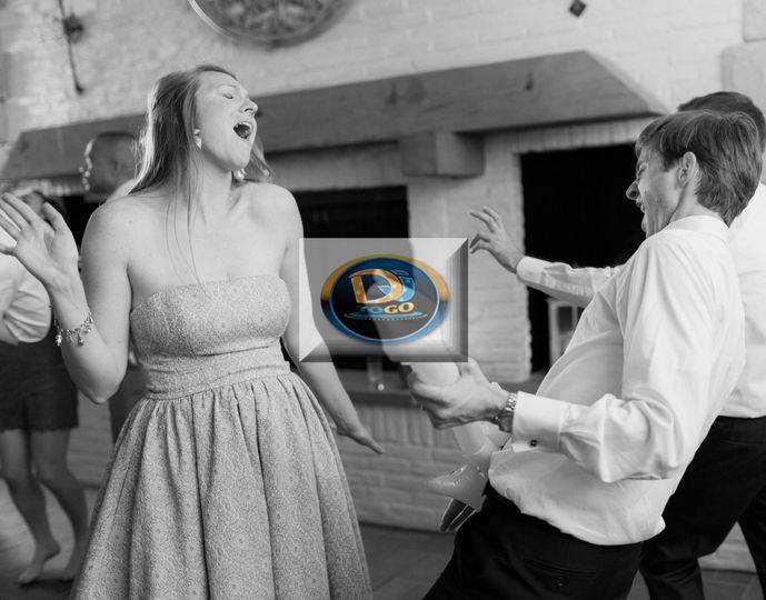 Dance (and singing) fun!