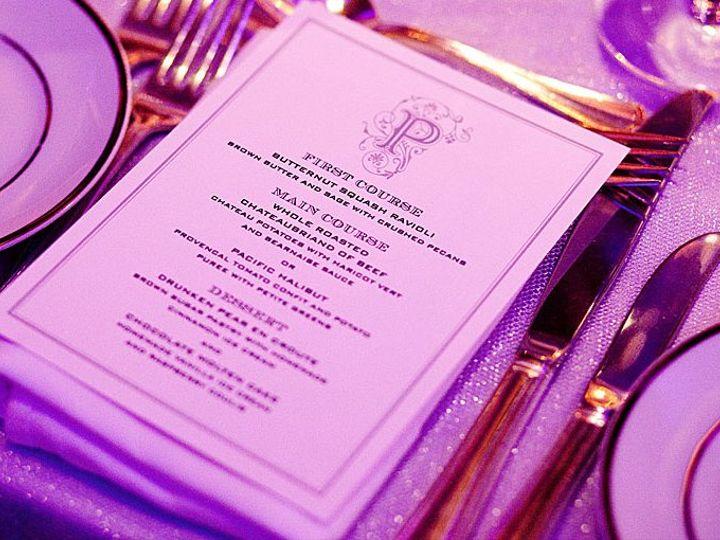 Tmx 1343665992471 Menu1 Elyria wedding invitation